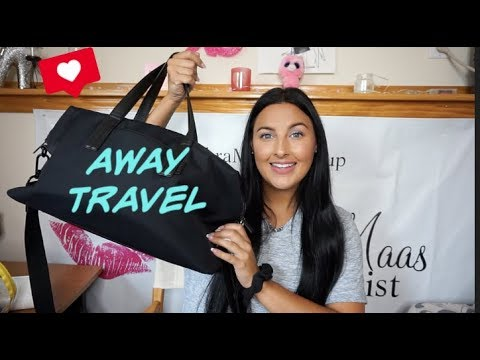 Vacation Series: What's in my AWAY Everywhere bag? thumbnail