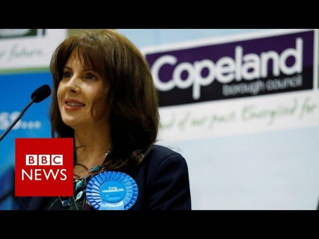 Copeland by-election: Tories in historic win - BBC News