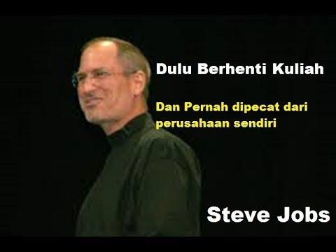 Kisah Sukses Steve Jobs, Pendiri Apple
