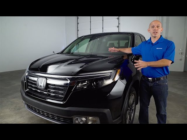 2018 Honda Ridgeline Virtual Tour with Features Review