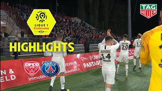 Dijon FCO - Paris Saint-Germain ( 0-4 ) - Highlights - (DFCO - PARIS) / 2018-19