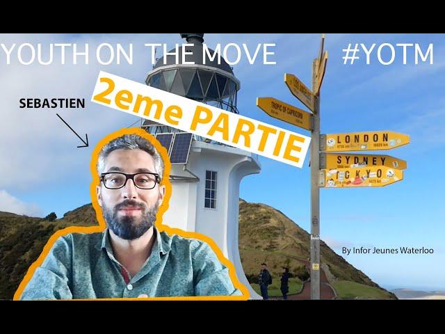 YOTM - Sébastien en PVT en Nouvelle-Zélande - PART 2