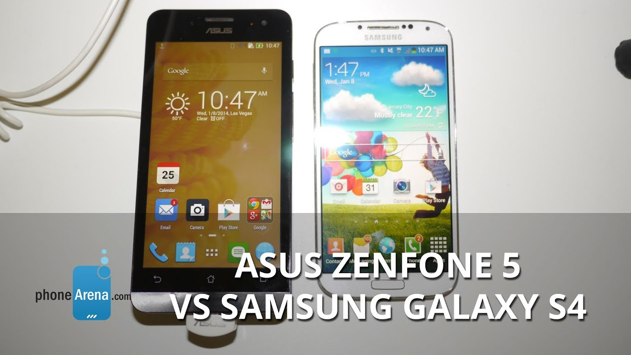 Asus zenfone 5 vs samsung galaxy s4 first look youtube asus zenfone 5 vs samsung galaxy s4 first look ccuart Gallery