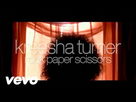 Kreesha Turner - Rock Paper Scissors