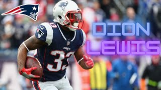 """Dion Lewis Highlights """"Dynamite Dion"""" 2015-2017"""