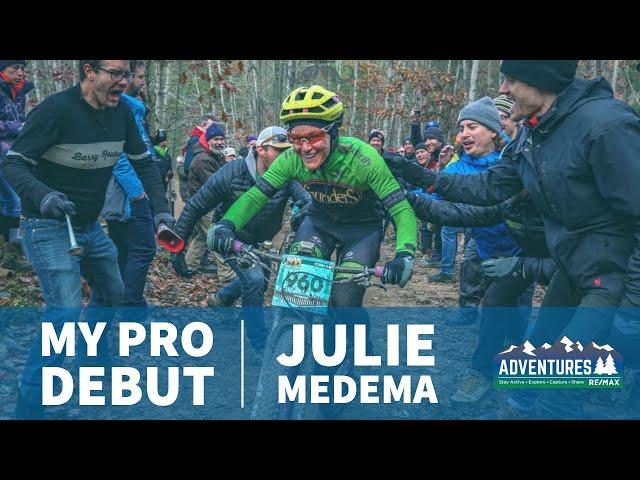 Pro Debut   Iceman Cometh Challenge   Julie Medema