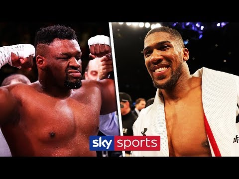 LIVE PRESS CONFERENCE | ANTHONY JOSHUA vs JARRELL MILLER 🥊