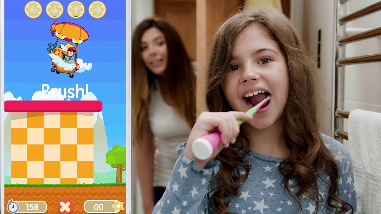 10 Ways to Get Your Kids to Enjoy Brushing Their Teeth with the Playbrush