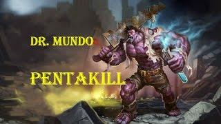 TOP 5 PENTAKILL DR. MUNDO