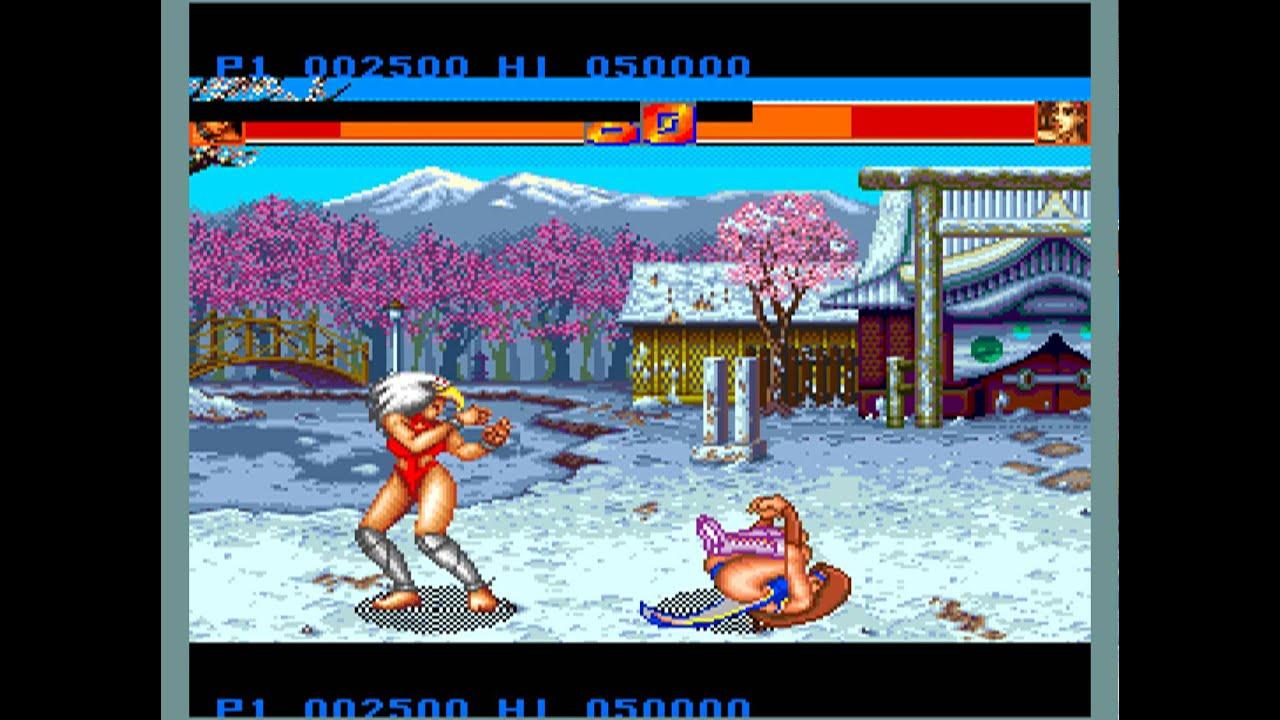 Strip Fighter II - Jeux - RomStation