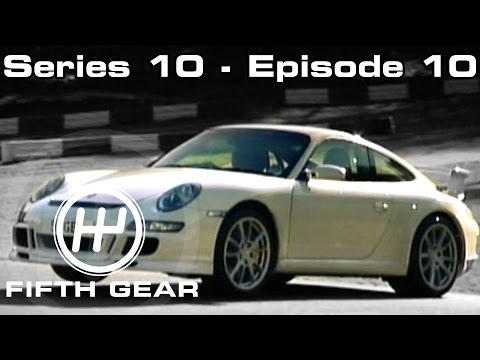 Fifth Gear: Series 10 Episode 10