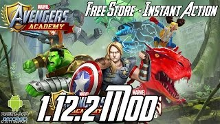 MARVEL: Avengers Academy 1.12.2 Mod (Free Store, Instant Action, Free Upgrade) APK