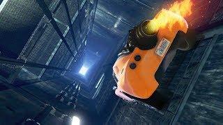 EXTREME ELEVATOR RACING! (GTA 5 Funny Moments)