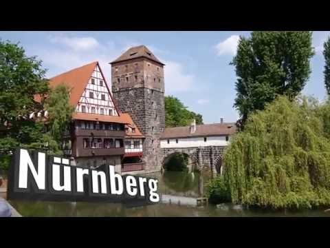 Urlaub in Nürnberg und Rothenburg - Chillout Video