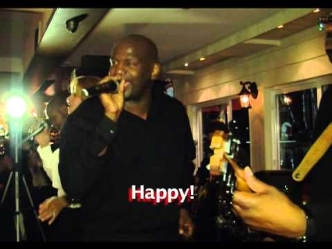 HAPPY - The MANHATTAN CONNECTION BAND LIVE at JC COVE in FREEPORT NY