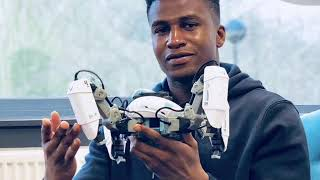 26- Year-Old Nigerian Is Now The Highest Paid Robotics Engineer In The World