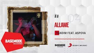 Allame feat.  Aspova - Yandım | Official Audio