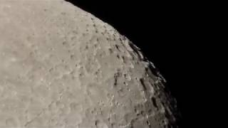 Moon Oct 20th 2018 Nikon P1000 in 4K video