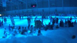 icesheffield avalanche foam party august 2012