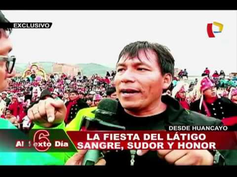 A Punta De Látigos: Conozca La Tradicional Fiesta De Los Chinchilpos Y Gamonales