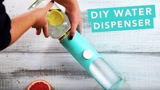 DIY Water Dispenser | Life Hacks | Craft Factory