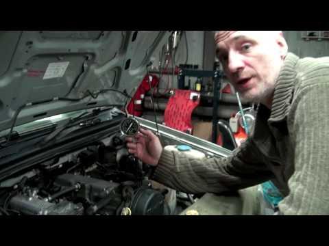 Как правильно измерить компрессию на инжекторном двигателе