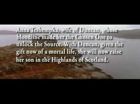 Highlander The Source Extended Ending V1