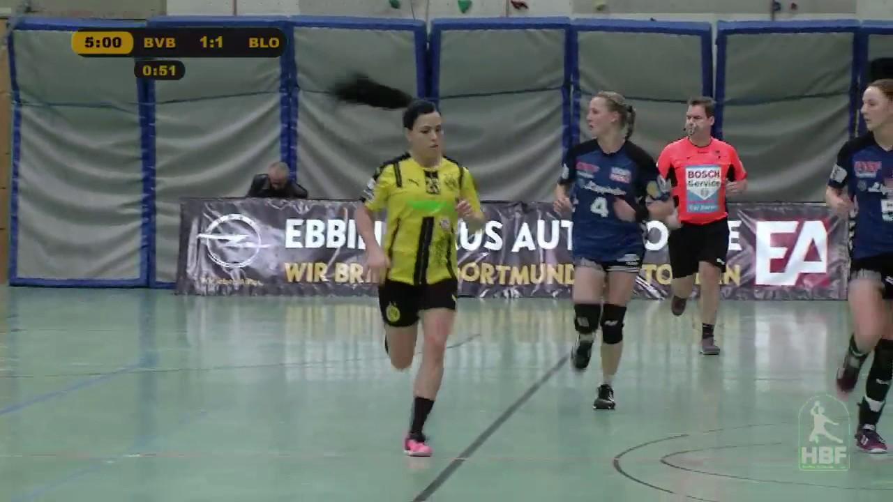 Handball Bor Dortmund Hsg Blomberg Lippe Youtube