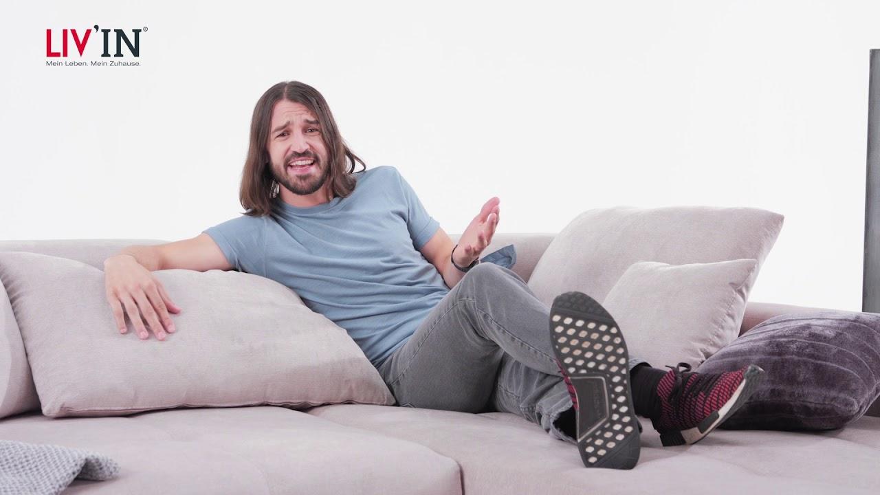 Porta Möbel Livin Couch Mit David Kebekus Youtube