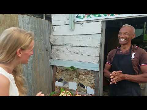 Best food in Cuba - Baracoando in Baracoa