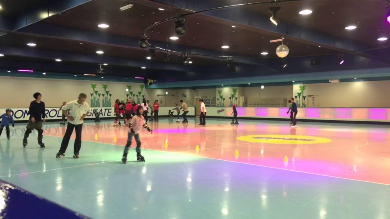 Roller skating venues - Tokyo Dome Roller Skate Arena