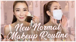 MY NEW NORMAL (MASK-FRIENDLY) MAKEUP ROUTINE | JAMIE CHUA