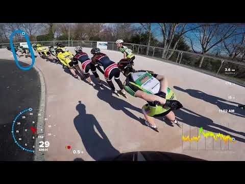 200 lap track race (pascal briand vlog 125)