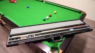 Snooker Accessories - DIY Snooker Cue Case Combination Lock Repair