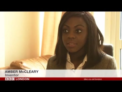 Copper Clothing Feature on BBC London News