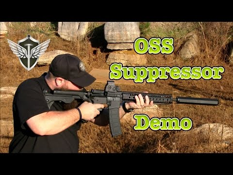 OSS Operators Suppressor Systems Demo