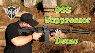 oss operators suppressor systems demo