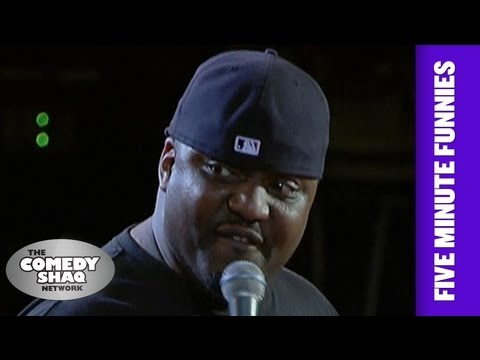 Aries Spears⎢How did Jay-Z get Beyoncé?⎢Shaq's Five Minute Funnies⎢Comedy Shaq