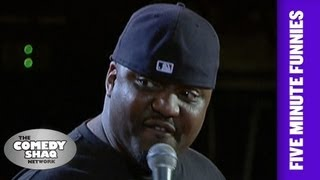 Aries SpearsHow did Jay-Z get BeyoncShaqs Five Minute FunniesComedy Shaq