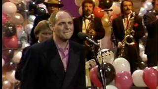 Ronnie's Song - Billy Vera & the Beaters with Johnny Carson New Year's Eve 1987