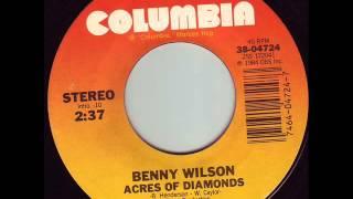 """Benny Wilson """"Acres Of Diamonds"""""""