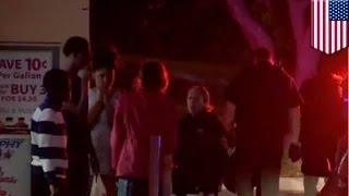 اطلاق نار بعد هجوم في سينما شنه مراخقين من ولاية فلوريدا الأمريكية