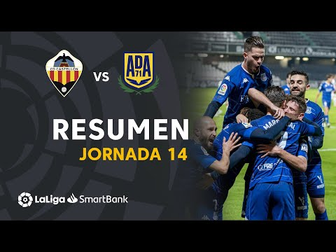 Castellon Alcorcón Goals And Highlights