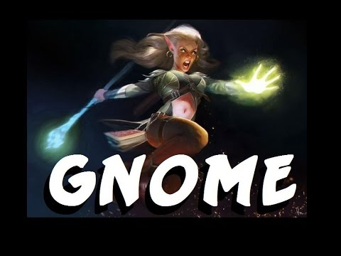 Monster Ecology: Gnome