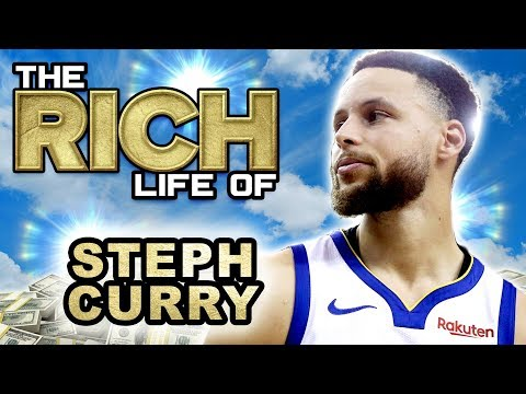 Steph Curry  The  Rich Life  Mansions Cars Net Worth Forbes 2019