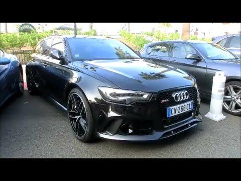 Brand New 2013 Audi Rs6 Avant C7 In Monaco Youtube