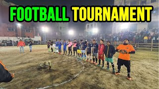 FOREIGNER REACTS to kolkata India Street Football Tournament