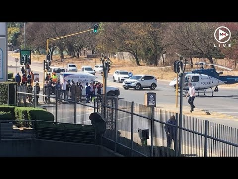 What we know so far: Shootout between police and criminals in Fourways