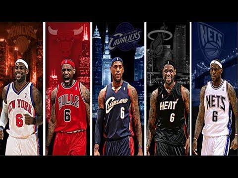 NBA - Lebron James Free Agency 2014 | Lebron James Back To The Cavs?