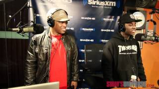 Spaceghost Purrp freestyles over the 5 Fingers of Death on #SwayInTheMorning